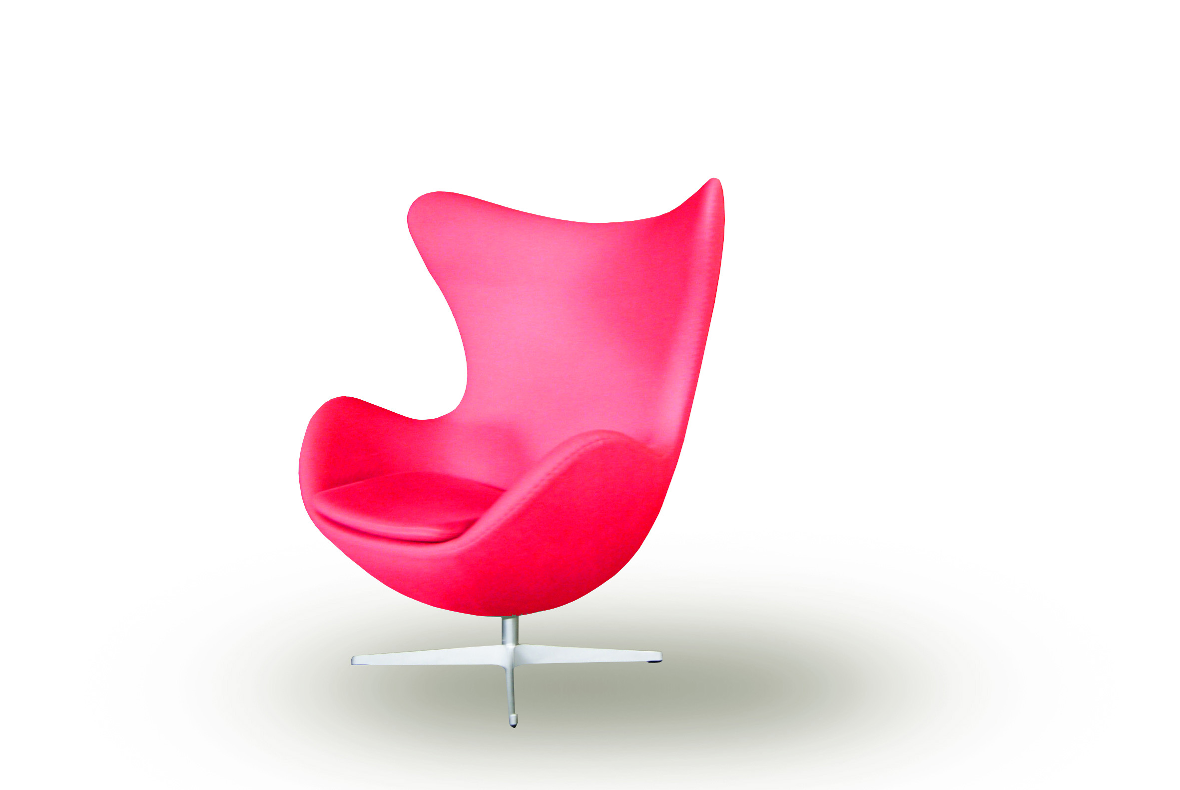 Pink Egg Chair Egg Armchair Hot Pink