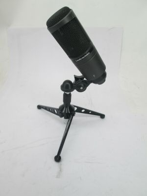 AUDIO-TECHNICA AT2020 USB MICROPHONE W/ STAND