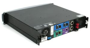 Crown I-TECH Series I-T4000 IT4000 2-Ch Power Amplifier 1250-W/CH @ 8-OHM