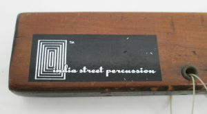 India Street Percussion Bar Chime w/ 18-Bars