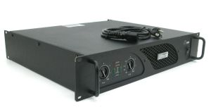 Rackmountable Crest Audio LT1000 LT 1000 500 Watt Power Amplifier Amp #3