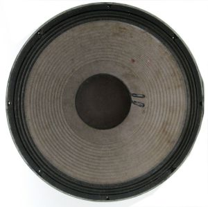 "SINGLE JBL 2226H 15"" Inch Woofer Speaker 8 OHM Professional Series 2226-H #1276"