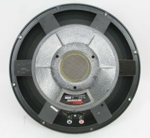 """Single – APOGEE 110-136 15"""" Woofer 15 inch 8-Ohm Speaker"""