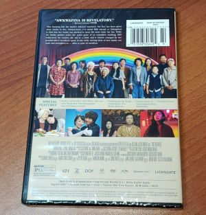 THE FAREWELL Movie DVD + Special Features BRAND NEW Lulu Wang Awkwafina