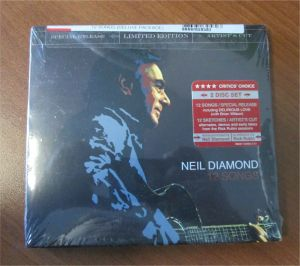 12 Songs Deluxe Version Digipak Limited by Neil Diamond Dec-2 2 Disc CD Set NEW