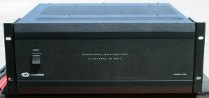 Crestron CNAMPX-12X60 12-Channel Multi-Room Amplifier + CNPWS-75 Power Supply #2