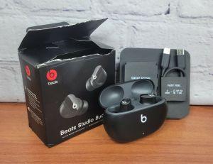 NOB – Beats Studio Buds True Wireless Noise Cancelling Sweat Resistant – BLACK