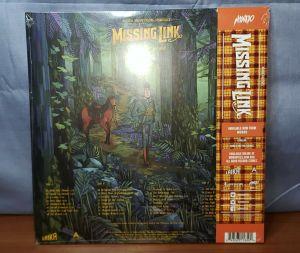 New MISSING LINK Movie Motion Picture Soundtrack Album 2XLP 2-Disc Vinyl Record