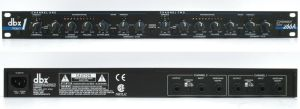 Rack Mount DBX Project 1 One 266A 2-Channel Compressor / Gate