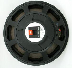 "Single JBL 2235H Professional Series 15"" Inch Speaker 8 OHM"