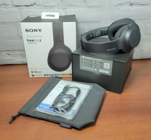 Sony h.ear on 2 Bluetooth Noise Canceling Stereo Headphones WH-H900N