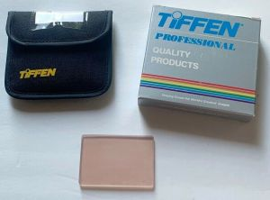 TIFFEN 2×3 Warm Black Pro Mist PM 1/4 Glass Square Camera Filter