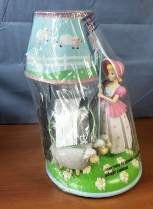 Toy Story 4 Bo Peep + Sheep Table Lamp Desk Light Collectible Figure Doll NEW #2