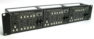 Triple Rack Mount Hitachi RC-C10 Remote Control Box