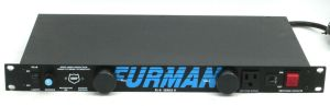 1U FURMAN PL-8 II Power Conditioner SMP+ Series Multi-Stage Protector 9-Outlet