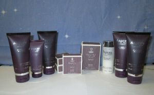 Asprey London Hotel Toiletries Bathroom And Body Items Lot Of 10