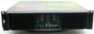 BSS EPC-780 High Efficiency Linear Audio Power Amplifier EPC780