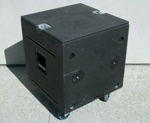 DYNACORD COBRA SUB Bass-Reflex Subwoofer for Cobra 2 System #4943