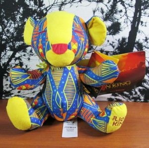 Disney The Lion King Movie Promo Simba Protect The Pride Plush Limited Edition