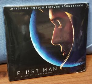 FIRST MAN 2018 Movie FYC Promo BEST ORIGINAL SCORE 37-Track CD Soundtrack