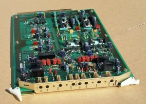 Otari MTR-90 II Reel Control Card