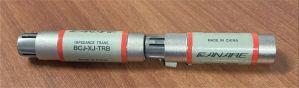 Pair of Canare BCJ-XJ-TRB Digital Audio Impedance Transformer