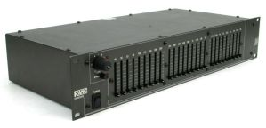 Rack Mount Rane GE27 Graphic Equalizer GE-27 #228