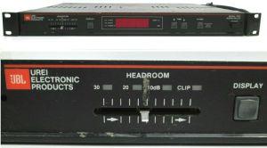 Vintage Rack Mount JBL 7922 Audio Delay