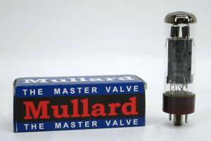 1-pc MULLARD EL34 Power Amplifier Vacuum Tube w/ Box – TESTED GOOD!