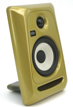 KRK Rokit 5 Studio Monitor FR5KC 4 OHM Woofer Speaker Face Plate + Tweeter