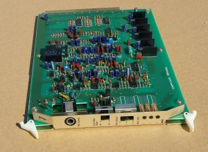 Otari MTR-90 II Bias Card