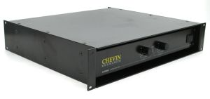Rack Mount Chevin Research A3000 Linear Power Amplifier 500-W/CH @ 8-OHMS