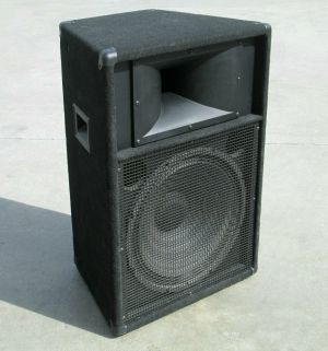 SINGLE Yamaha CLUB III Series S115 III A Passive PA Speaker Monitor S115IIIA