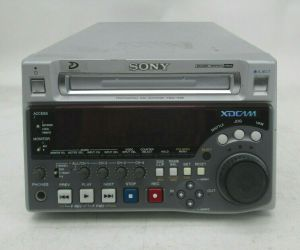 SONY PDW-1500 XDCAM PRO PLAYER RECORDER ##