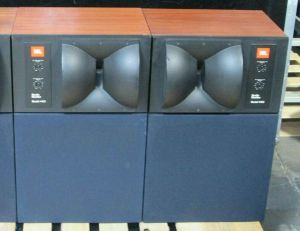 Vintage JBL 4425 Studio Monitors Audiophile Speakers Pair