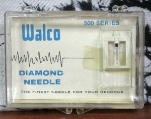Walco W-527STD Turntable Diamond Needle Stylus For Panasonic EPC-34STFA