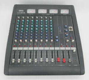 Yamaha MC803 8-Channel Mixing Console Mixer Desk