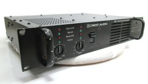Crest Audio 2-Channel Professional Power Amplifier MODEL 700