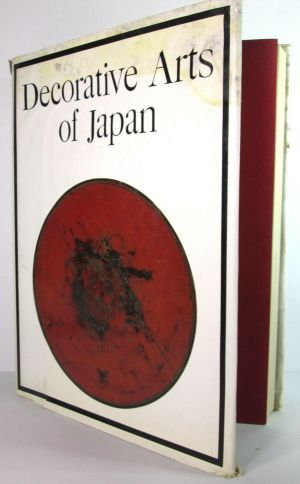 Decorative Arts of Japan Kodasha International Ltd Hardcover Book