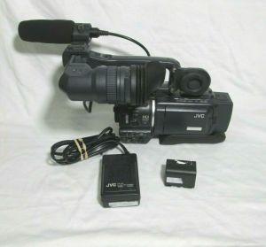 JVC GY-HD110U PROHD CAMCORDER MINI DVCAM NO LENS