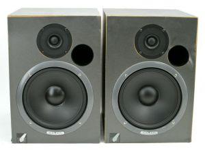 PAIR – Event 20/20 BAS Bi-Amplified Two-Way Studio Monitors Speakers 20/20bas #2