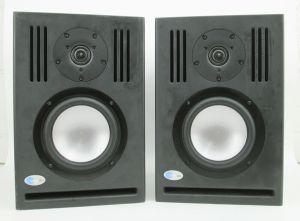 PAIR of Blue Sky SAT 6.5 EXR 2-Way Active Studio Monitor Speakers 2x 100W #009