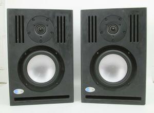 PAIR of Blue Sky SAT 6.5 EXR 2-Way Active Studio Monitor Speakers 2x 100W