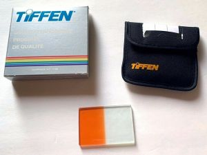 TIFFEN 2×3 CLR Coral 6 SU HV Glass Square Camera Filter