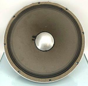 "Vintage Single JBL 15"" Inch E130-8 8 OHM Bass Woofer Speaker"