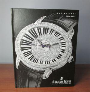 Audemars Piguet 2008-2009 Collections Catalogue Book