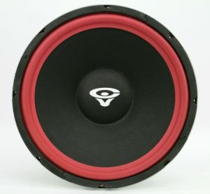 "Cerwin Vega FH15A 500W 15"" Woofer WOFH 15209 for XLS-15 Floor Speakers #437"