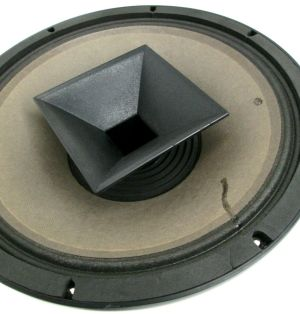"""JBL 2152H 12"""" Coaxial Transducer Woofer + 2416H Compression Driver + Crossover"""