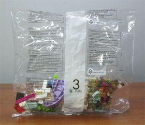 Lot of Bag #3 730R8 #4 131R8 #5 331R8 Lego Lego's Building Blocks