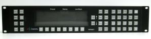 Rack Mount NVISION NV9601 Remote Control Panel for Router #5008